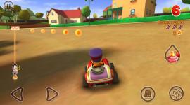Garfield Kart Wallpaper Download