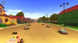 Garfield Kart Wallpaper For Desktop