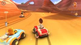 Garfield Kart Wallpaper HQ