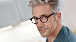 Gray Haired Man Wallpaper For Desktop