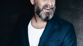 Gray Haired Man Wallpaper For Mobile