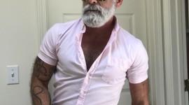 Gray Haired Man Wallpaper For Mobile#2