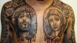 Guy Tattoos Prayer Picture Download