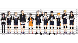 Haikyuu To The Top Aircraft Picture