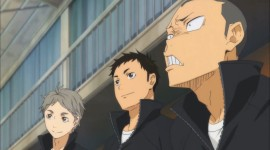 Haikyuu To The Top Photo Free