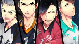 Haikyuu To The Top Pics