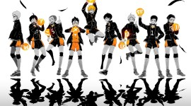 Haikyuu To The Top Wallpaper For PC