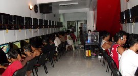 Internet Cafe Wallpaper Download Free