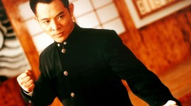 Jet Li Desktop Wallpaper For PC