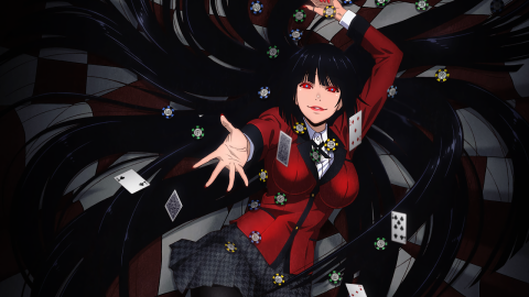 Kakegurui 2 wallpapers high quality