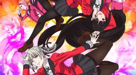 Kakegurui 2 Wallpaper For IPhone Free