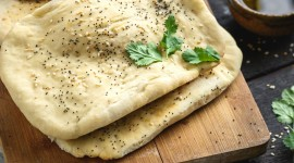Lavash Flatbread Wallpaper For Android
