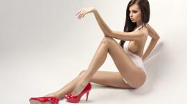 Legs Model Wallpaper For PC