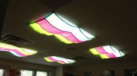 Light Filter Wallpaper Background