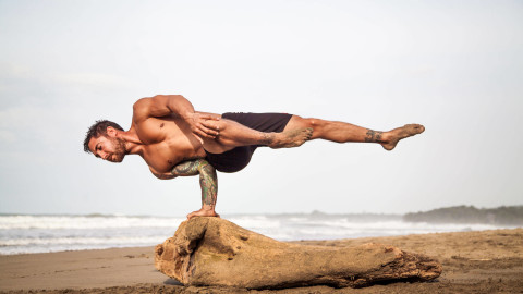 Male Yoga wallpapers high quality