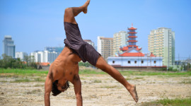 Male Yoga Photo