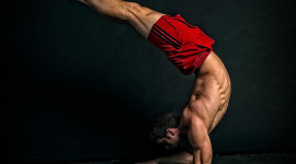 Male Yoga Wallpaper Full HD