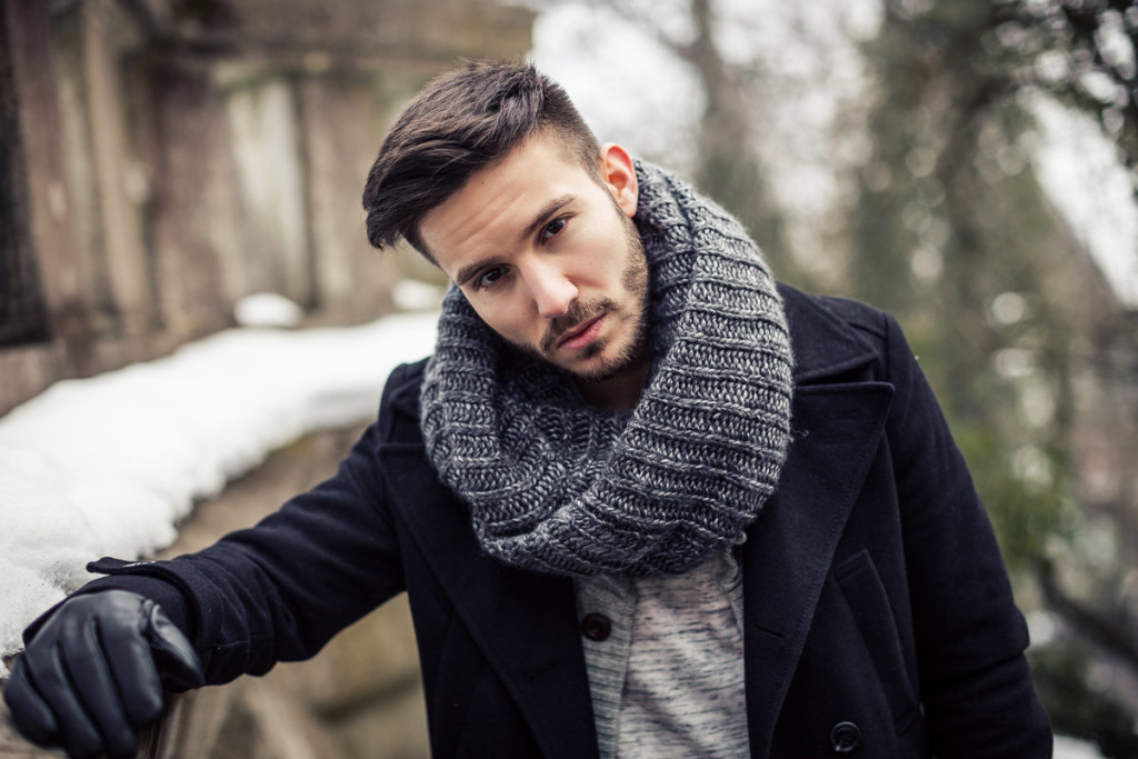 Man Scarf wallpapers HD