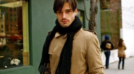 Man Scarf Wallpaper Gallery