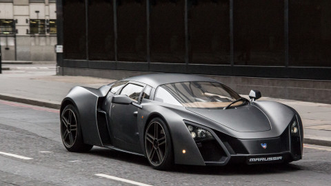 Marussia B2 wallpapers high quality