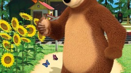 Masha And The Bear For Android
