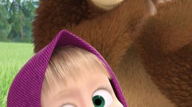 Masha And The Bear For IPhone