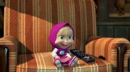 Masha And The Bear Picture Download