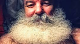 Old Man's Beard Wallpaper For IPhone#1