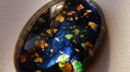 Opal Wallpaper Background