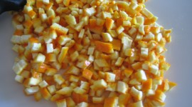 Orange Peel Photo