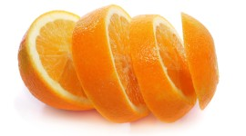 Orange Peel Wallpaper Free