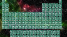Periodic Table Desktop Wallpaper Free
