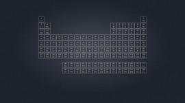 Periodic Table Desktop Wallpaper HQ