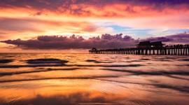 Pier Sunsets Wallpaper Gallery