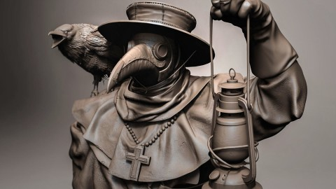 Plague Doctor wallpapers high quality