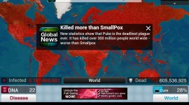 Plague Inc Game Wallpaper For PC