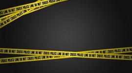 Police Line Do Not Cross Desktop Wallpaper Free
