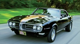Pontiac Firebird High Quality Wallpaper