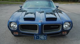 Pontiac Firebird Wallpaper