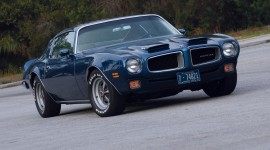 Pontiac Firebird Wallpaper Background