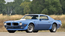 Pontiac Firebird Wallpaper Download Free