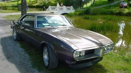 Pontiac Firebird Wallpaper Gallery