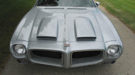 Pontiac Firebird Wallpaper HQ