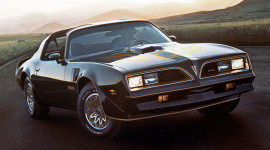 Pontiac Firebird Wallpaper High Definition