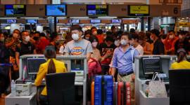 Quarantine In Thailand Desktop Wallpaper