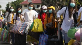 Quarantine In Thailand Desktop Wallpaper HD