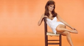 Raquel Welch Aircraft Picture