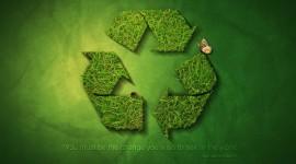 Recycle Desktop Wallpaper For PC
