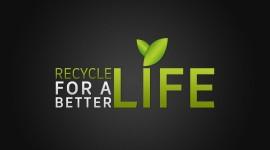 Recycle Desktop Wallpaper HD