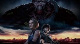 Resident Evil 3 Wallpaper For IPhone